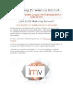 Marketing Personal en Internet.docx