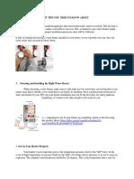 Rheem - 4 Water Heater Safety Tips.docx