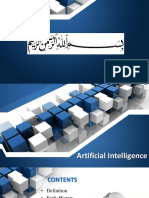 [Artificial Intelligence]