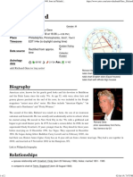 Astro-Databank Richard Gere