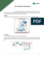 Extensivoenem-química-Métodos de Separação de Misturas Heterogêneas-15!02!2019-64a2fec1ab88ea27f203f14937accec0
