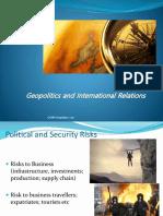 Geopolitics IR_GGSB_2019_Political and Security Risk