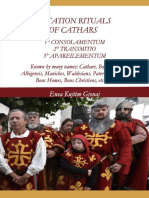 Cathar Initiation Rituals