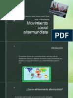 Movimiento Social Altermundista
