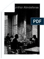 Peter Zumthor -Atm+¦sferas-