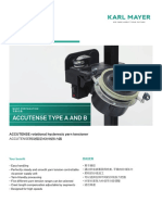Accutense Type a and b Encn