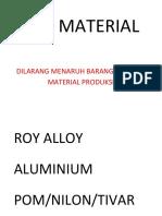 RAK MATERIAL.docx
