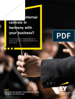 Ey Are Your Internal Controls in Harmony With Your Business Unlocked