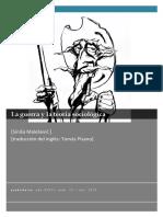 Siniša Malešević. la guerra y la teoría sociológica.pdf