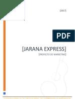 jarrana express