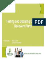DRP Testing 032007