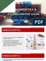 Farmacogenética e Leucemia LA
