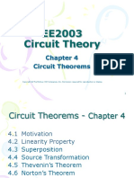 04 Circuit Theorems
