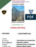 003 Cordillera Real