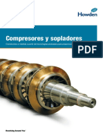 HCKD Compressors Blowers Spanish