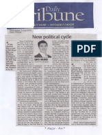 Daily Tribune, July 3, 2019, New political cycle.pdf