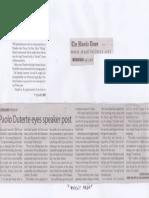Manila Times, July 3, 2019, Paolo Duterte surprises, eyes speaker post.pdf