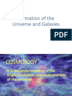 Formation of the Universe.ppt