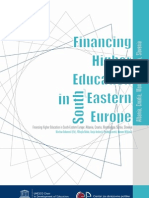 CEP - Financing of HE in SE Europe