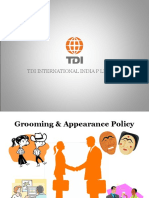 GROOMING AND  APPERANCE POLICY.ppt