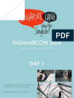 Digimarcon 2018 Learnings