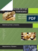 Elaboracion de Pan Hawaiano12 1111