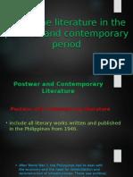 philippine literature in the postwar and contemporary period.pptx
