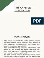 SWOT vs TOWS.pptx