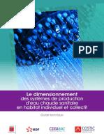 Guide Dimensionnement Production Ecs en Habitat