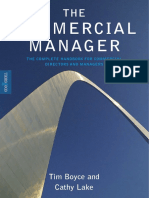 The Commercial Manager_ the Complete Handbook for Commercial Directors and Managers ( PDFDrive.com )