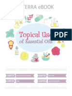 Topical Essential Oil Usage