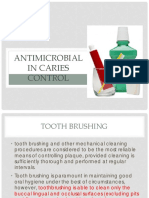 Antimicrobial in Caries Control-psikg-2014