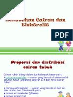 3. Kebutuhan Cairan Dan Elektrolit