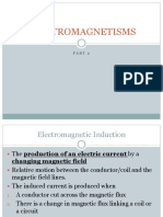 Electromagnetisms Part 2