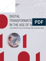 Digital Transformation in the Age of IIoT - White Paper