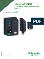 ATV320 Installation Manual en NVE41289 05