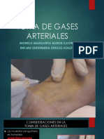 3. Toma Gases Arteriales