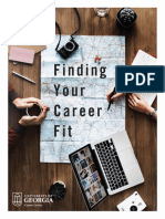 Finding Your Career Fit
