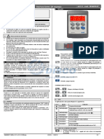 Dixell España XW20L-XW20V SP r1 0 15 12 2004