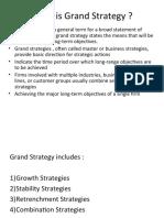 Grand Strategy Unit 6