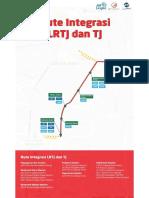 LRT Jakarta Route