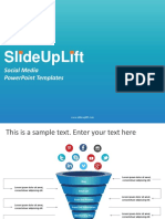 Social Media PowerPoint Templates | Social Media PPT Slide Designs | SlideUpLift