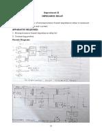 10. Impedance Relay.docx