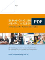 MCSHE Student Wellbeing Handbook FINAL