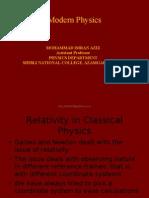 Modern Physics by imran aziz