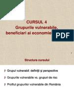 Curs 5 Grupurile vulnerabile, beneficiari ai economiei sociale.ppt