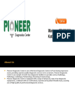 Pioneer Diagnostic Centre