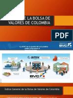Indices de La Bolsa de Valores de Colombia