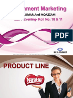 Product Line Ppt