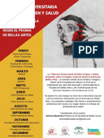 I Muestra Universitaria Artística Imagen y Salud. Grabados sobre la Imagen Corporal desde el prisma de Bellas Artes, en el CRAI Antonio de Ulloa
